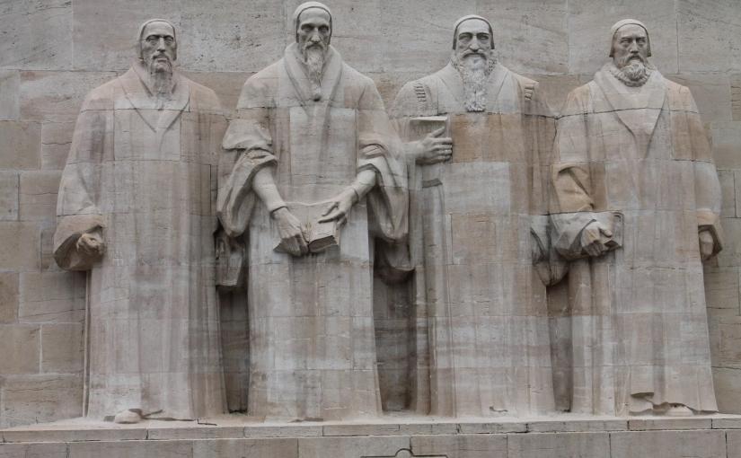 Reformation Worship Blurb