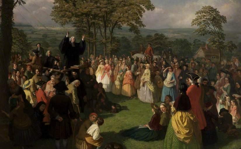 George Whitefield: America's Spiritual FoundingFather